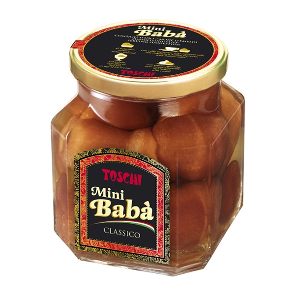 Babà in spirit - Gourmet Jar