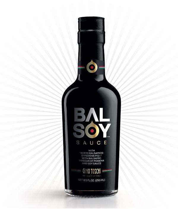 Balsoy: the most fusion sauce you have ever tasted