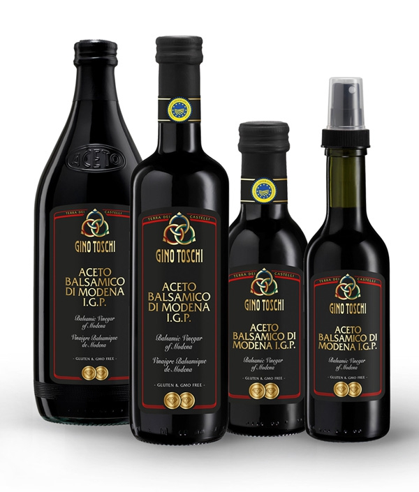 Balsamic Vinegar of Modena PGI Gino Toschi 2 Diamonds