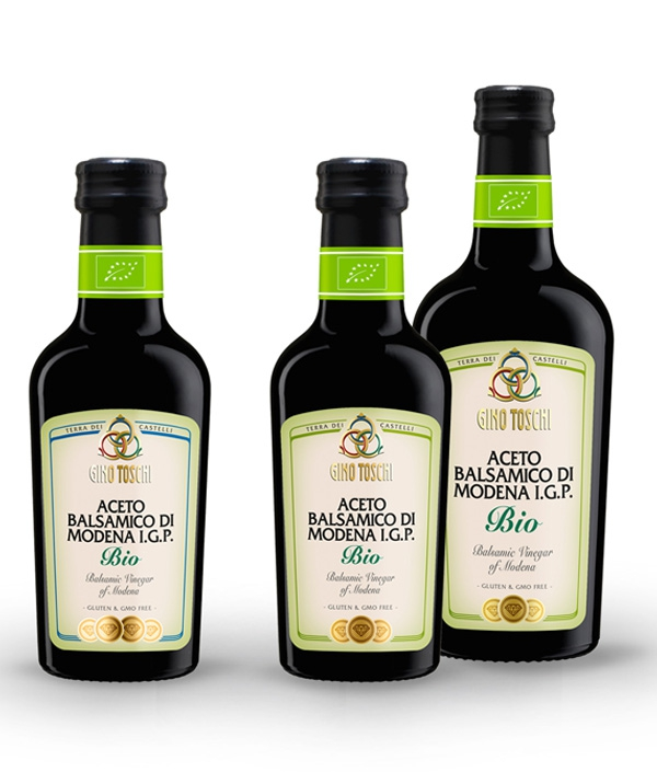 Organic Balsamic Vinegar of Modena Gino Toschi