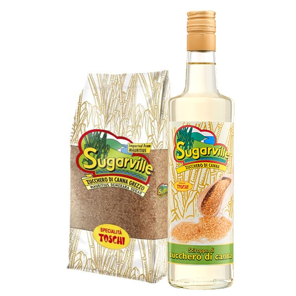 Brown sugar cane Demerara