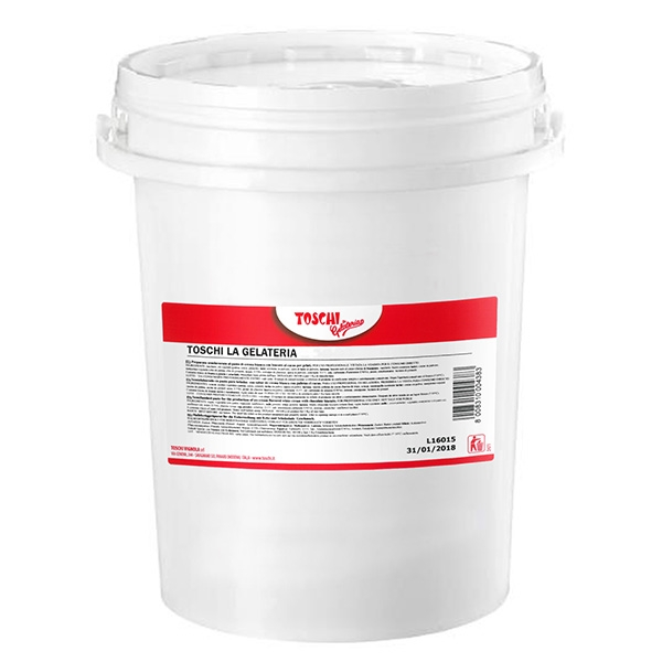 White Chocolate ice cream paste - Biancociock - 5 kg bag