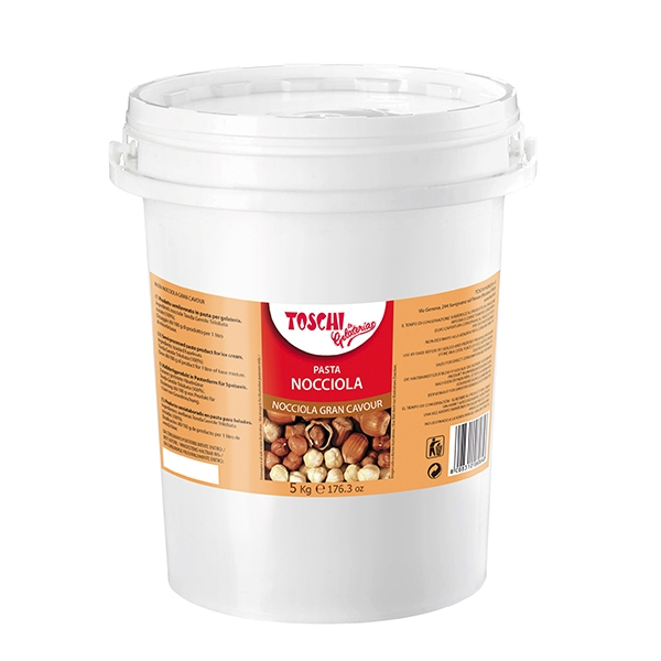 Pasta Hazelnut Pure - 5 kg bucket
