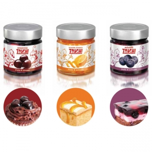 NEW SPRING 2012: FRUIT & SYRUP TOSCHI