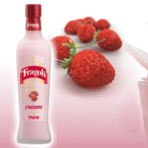 FRAGOLì CREAM: A SOPHISTICATED PLEASURE, TO BE SH