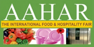 AHAAR  NEW DELHI - INTERNATIONAL FOOD & HOSPITALIT