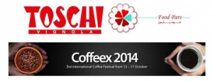 COFFEEX EXHIBITION 2014