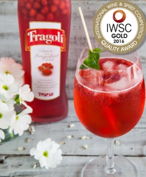 FRAGOLì: GOLD MEDAL AT IWSC OF LONDON