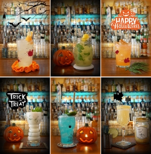 SCARY DRINKS FOR HALLOWEEN