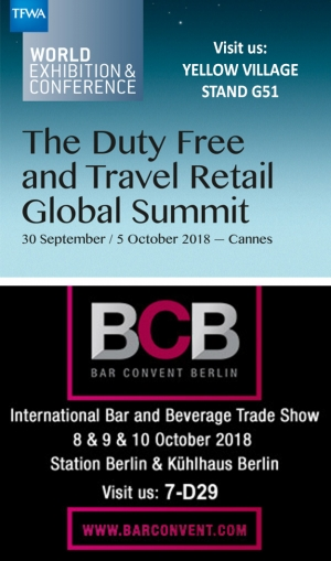 TFWA CANNES E BAR CONVENT BERLINO 2018